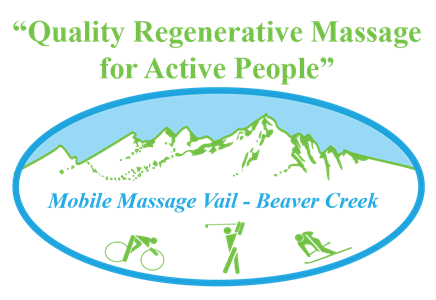 Mobile Massage Vail ColoradoLogo